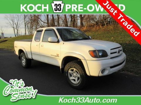 Pre-Owned 2003 Toyota Tundra Limited