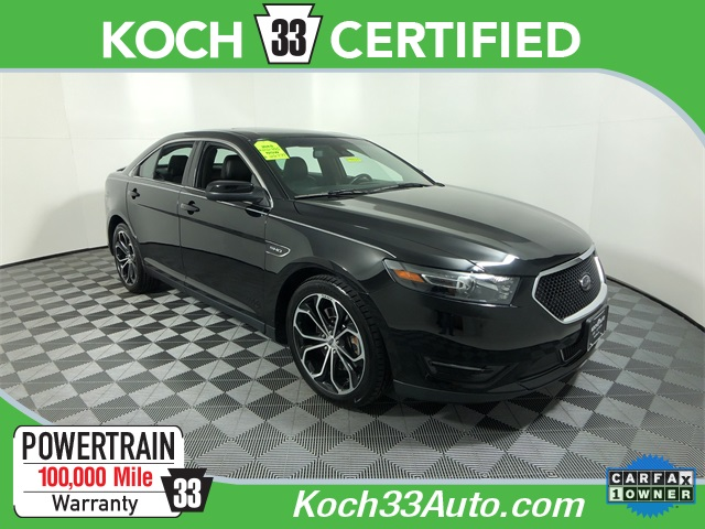 Pre-Owned 2017 Ford Taurus SHO