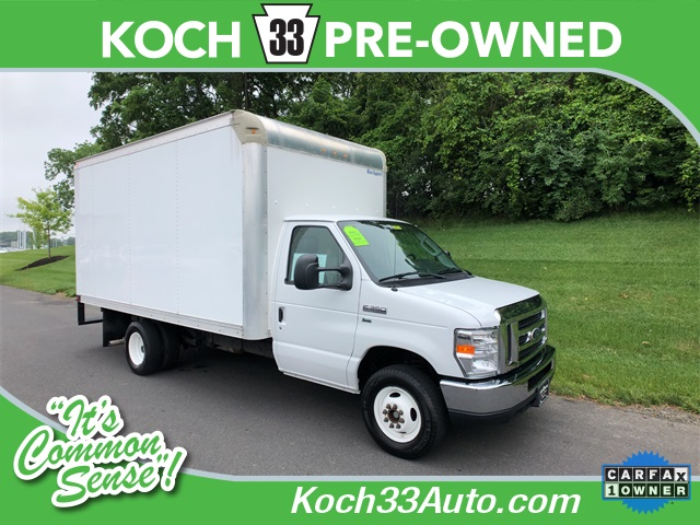 Pre-Owned 2016 Ford E-350SD Base