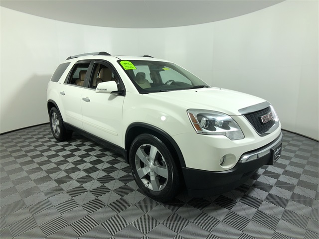 Pre-Owned 2012 GMC Acadia SLT-2