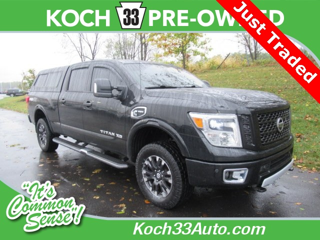 Pre-Owned 2016 Nissan Titan XD PRO-4X