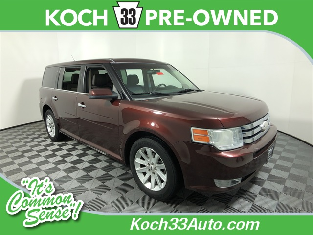 Pre-Owned 2012 Ford Flex SEL