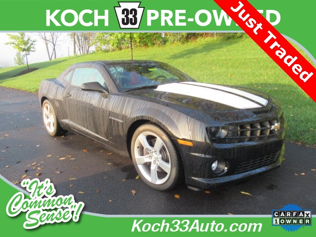 Pre Owned 2010 Chevrolet Camaro SS