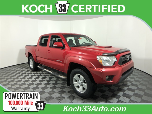 Pre-Owned 2012 Toyota Tacoma TRD Sport