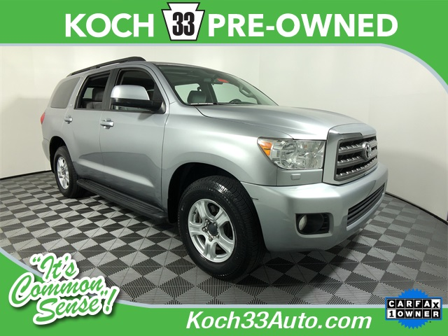 Pre-Owned 2013 Toyota Sequoia SR5