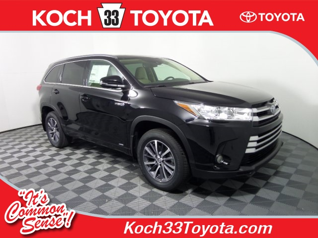 new 2017 toyota highlander hybrid xle 4d sport utility in easton t43318 koch 33 toyota. Black Bedroom Furniture Sets. Home Design Ideas