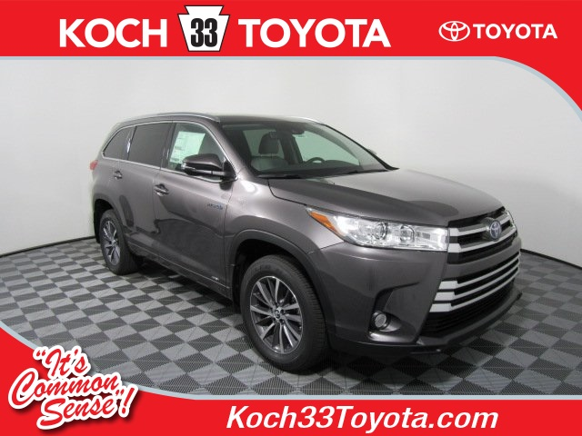 new 2017 toyota highlander hybrid xle 4d sport utility in easton t43683 koch 33 toyota. Black Bedroom Furniture Sets. Home Design Ideas