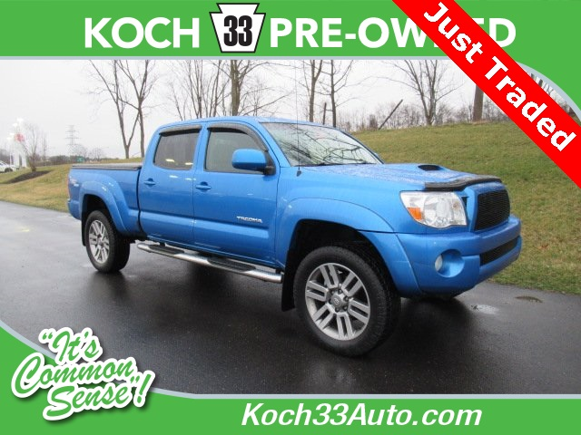 Pre-Owned 2007 Toyota Tacoma TRD SPORT