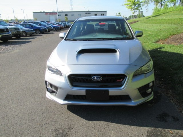 Pre-Owned 2015 Subaru Impreza WRX STi 4D Sedan AWD