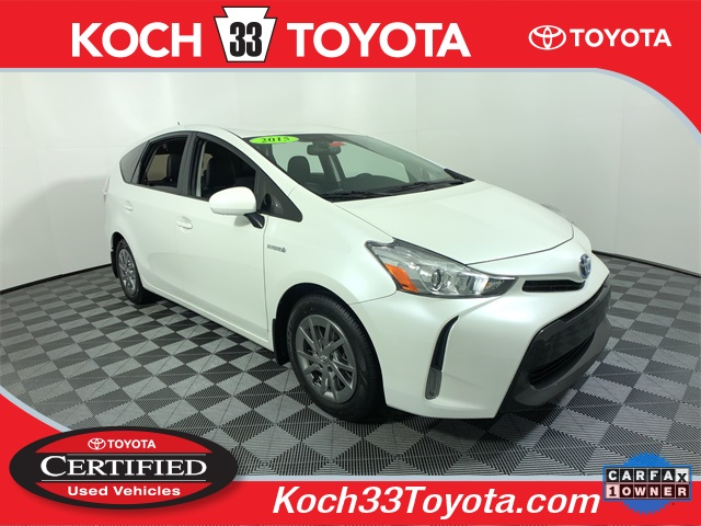 Certified Pre-Owned 2015 Toyota Prius V Four