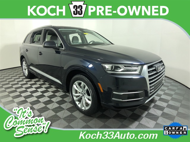 Pre-Owned 2018 Audi Q7 2.0T Premium Plus