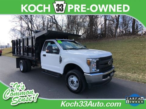 Pre-Owned 2018 Ford F-350SD XL