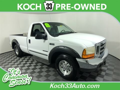 Pre-Owned 2000 Ford F-250SD XLT