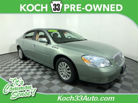 Pre-Owned 2007 Buick Lucerne CX