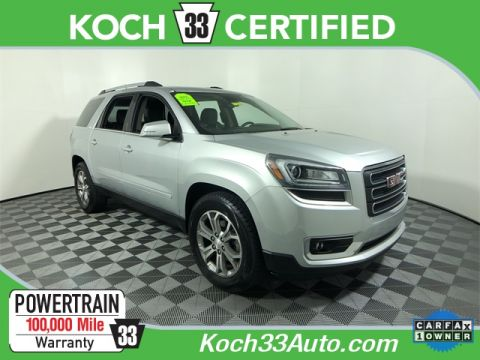 Pre-Owned 2016 GMC Acadia SLT-1