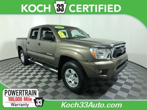 Pre-Owned 2014 Toyota Tacoma SR5