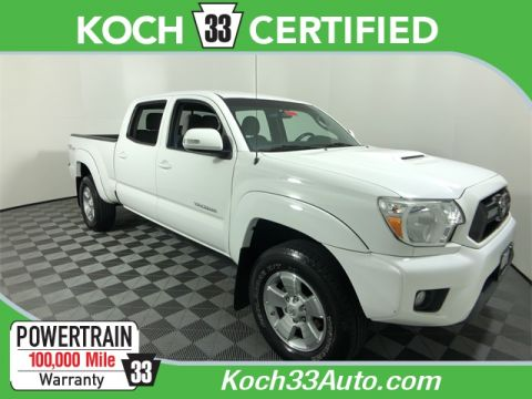 Pre-Owned 2014 Toyota Tacoma TRD Sport