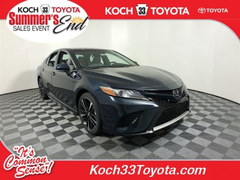 New 2018 Toyota Camry XSE