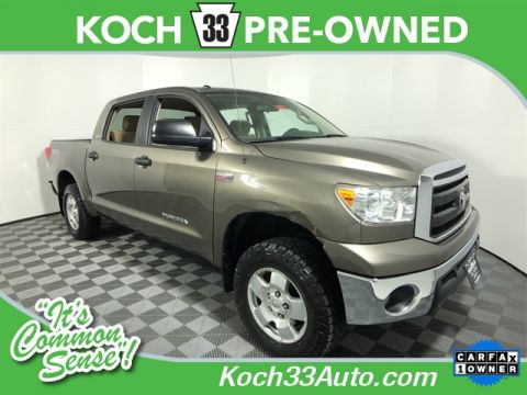 Pre-Owned 2011 Toyota Tundra TRD OFF ROAD