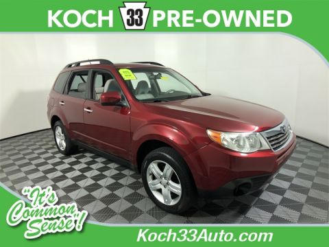 Pre-Owned 2010 Subaru Forester 2.5X