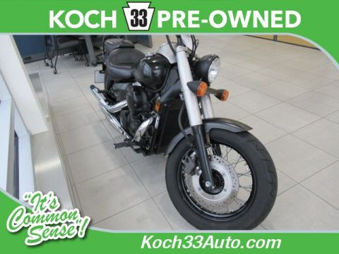 Pre-Owned 2012 Honda SHADOW PHANTOM VT750