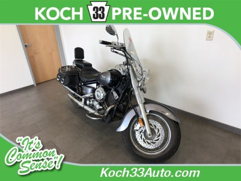 Pre-Owned 2005 Yamaha STAR